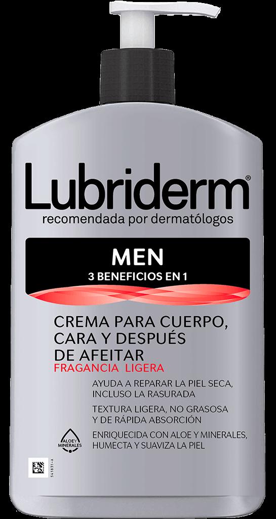 LUBRIDERM® Men's 3 en 1