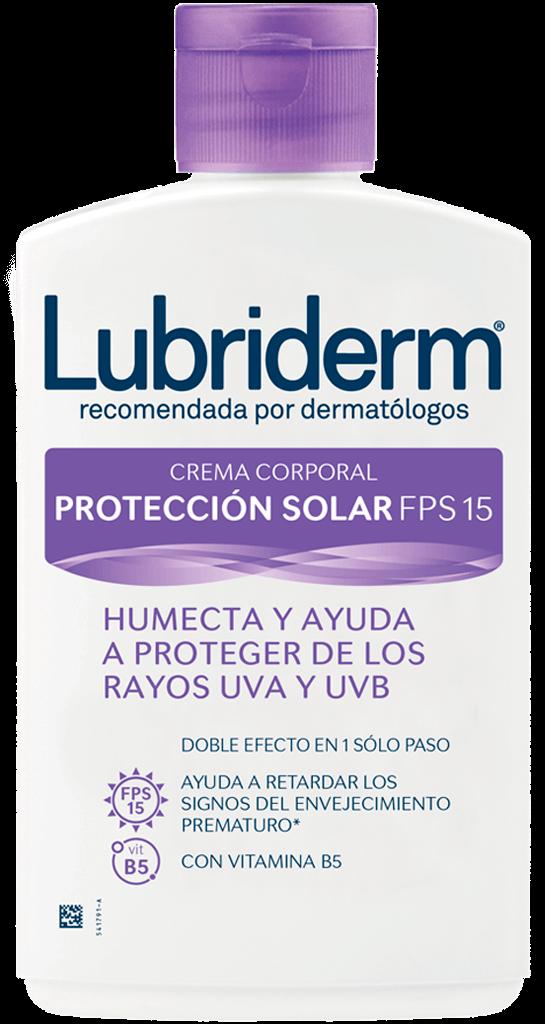 LUBRIDERM® UV-15 Protección Solarl